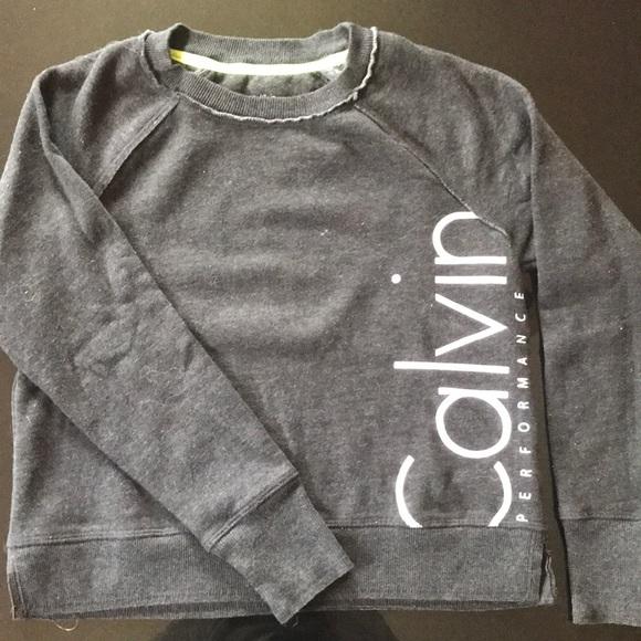 Women's Calvin Klein XS midi sweatshirt